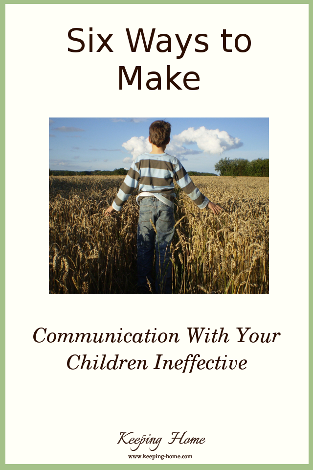 what makes communication ineffective