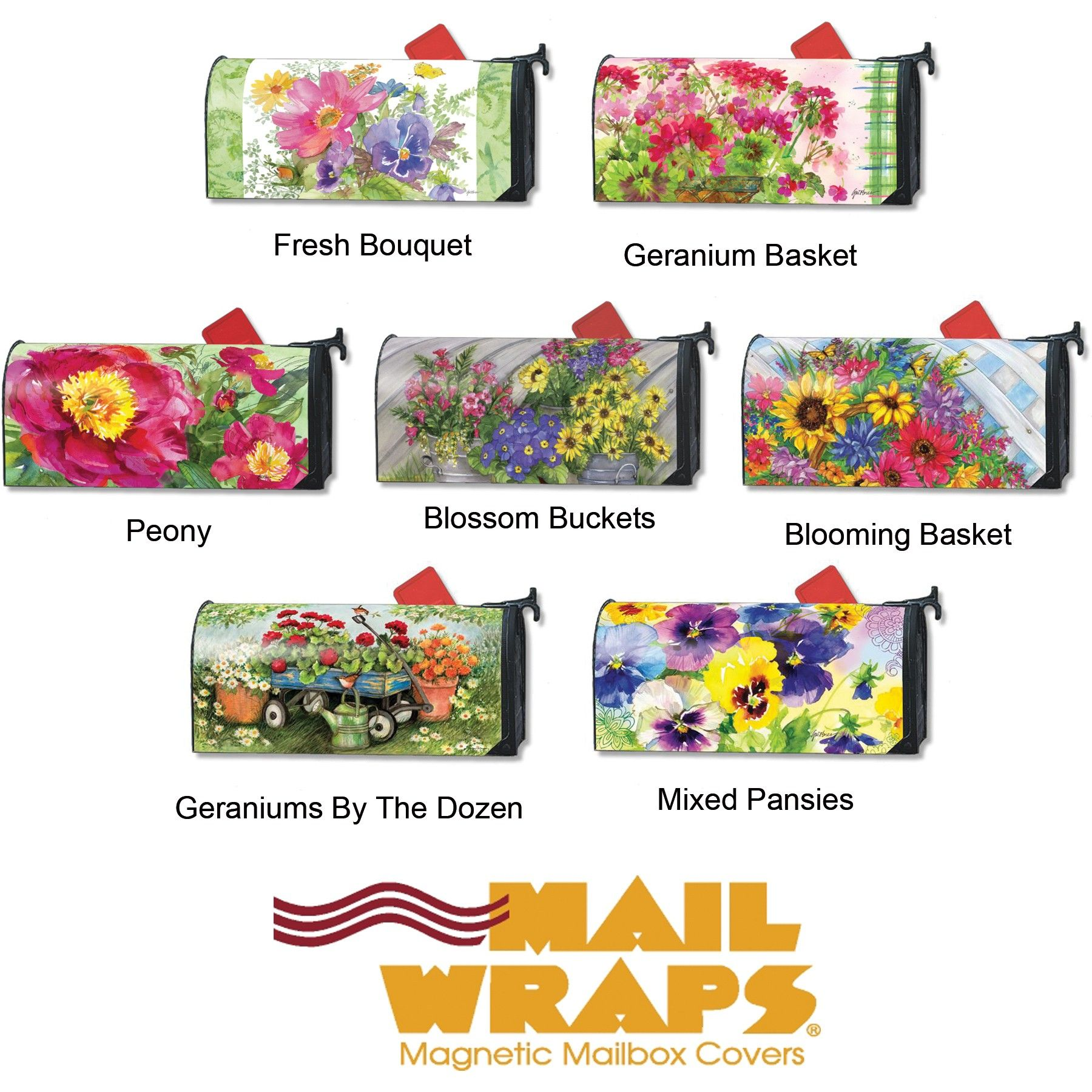 Mailwraps Magnetic Mailbox Covers Mailbox Covers Magnetic