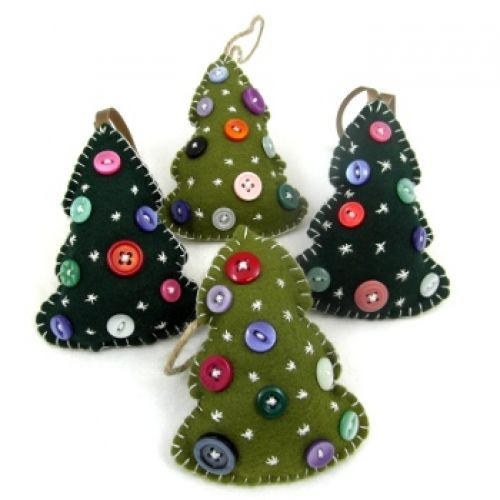 Mini Christmas Trees Craft Kit Christmas Pinterest Mini