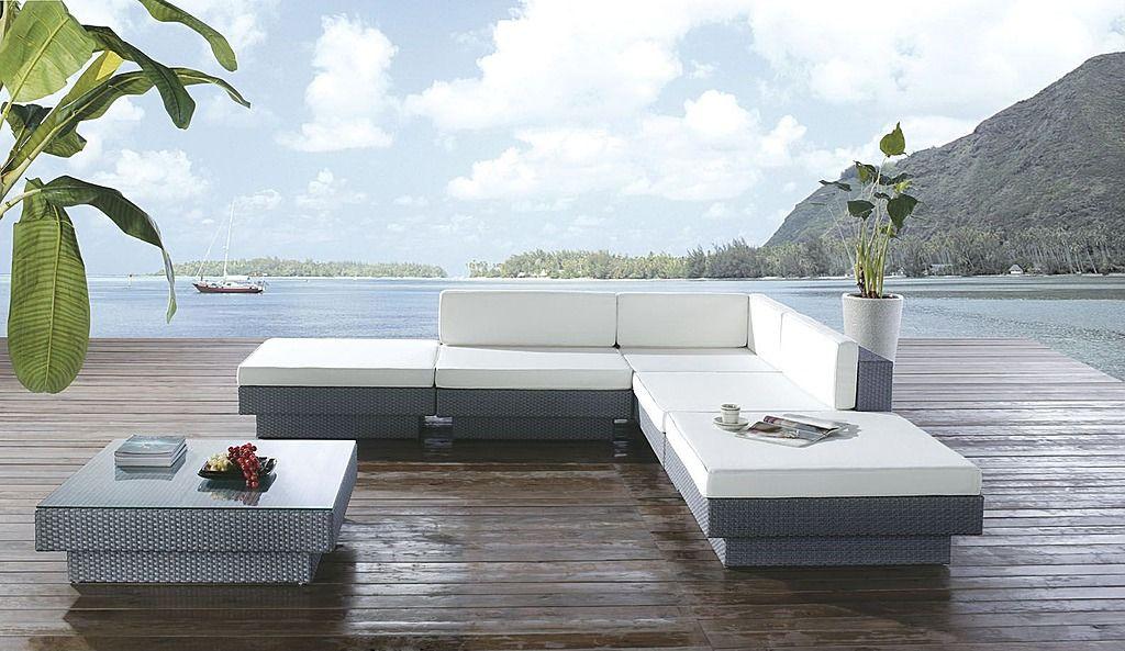 Contemporary Outdoor Sofas Modern