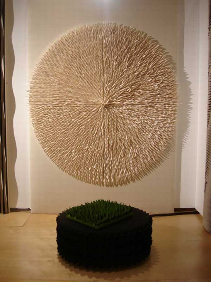 Loop Sound Absorbing Panel By Anne Kyyro Quinn Retail Design Blog Acoustic Wall Sound Panel Sound Insulation