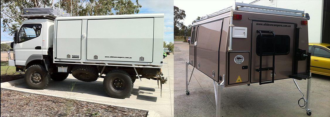 Pin By Kyle Savage On Truck Slide In Camper Custom