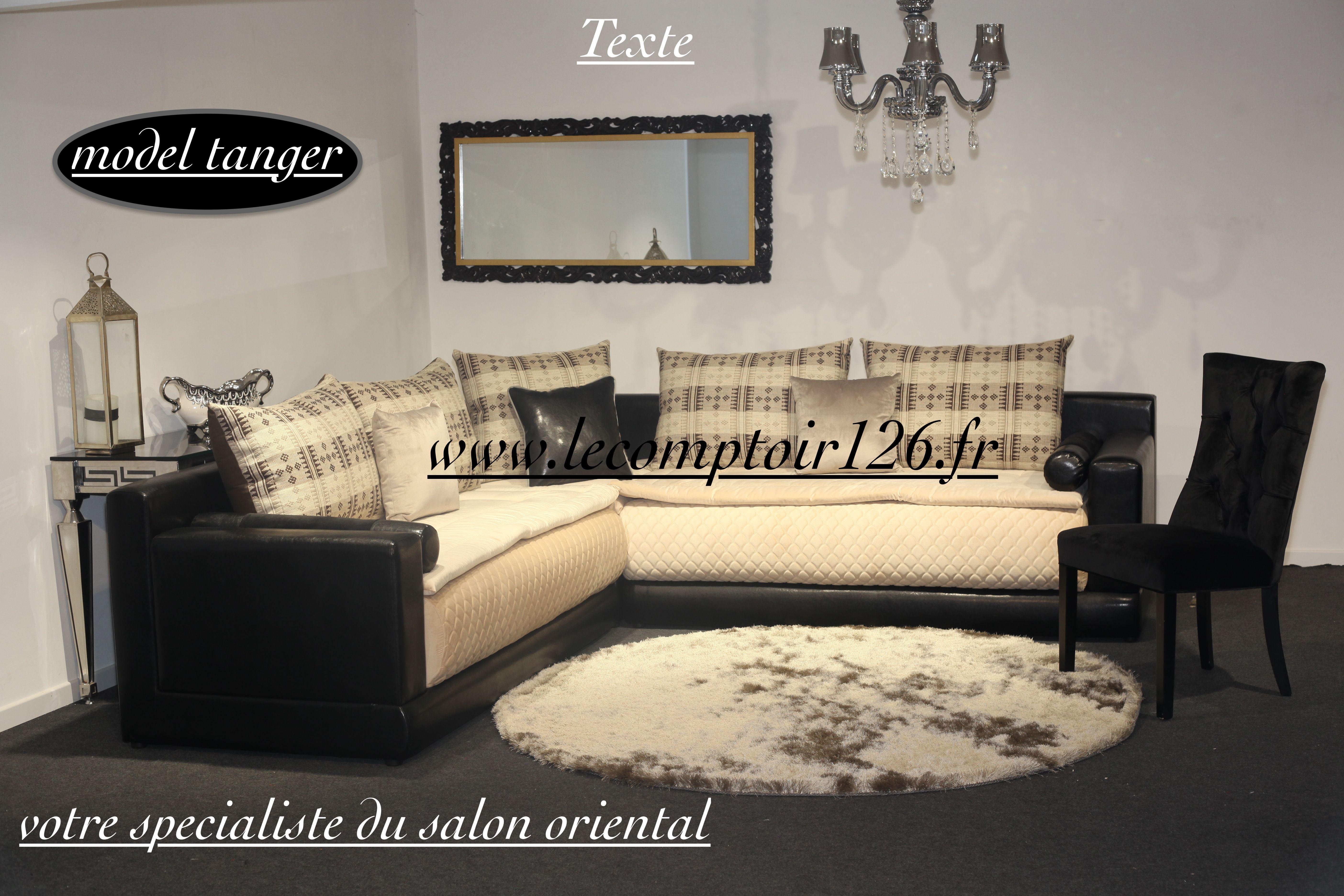 Beautiful Salon Marocain Moderne Tanger Images - House Design ...