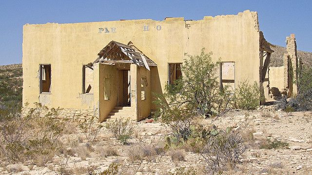 terlingua ghost town | Terlingua Ghost Town, Texas | Flickr - Photo Sharing!