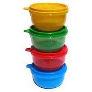 Tupperware Ideal Litl Bowls