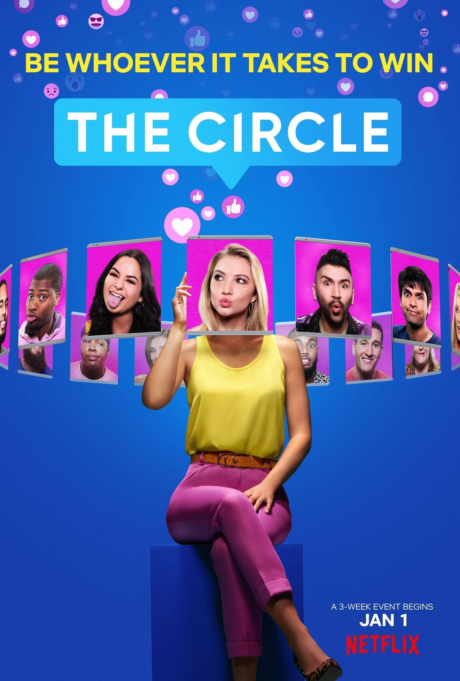 The Circle Netflix Game Review Netflix Shows On Netflix Tv Show Games