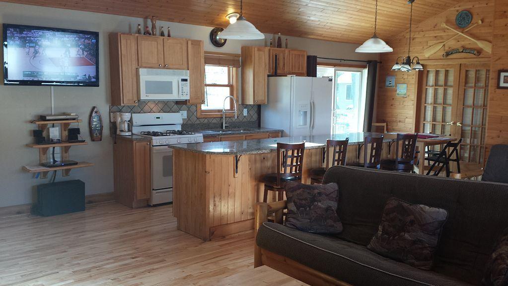 House vacation rental in delavan lake from