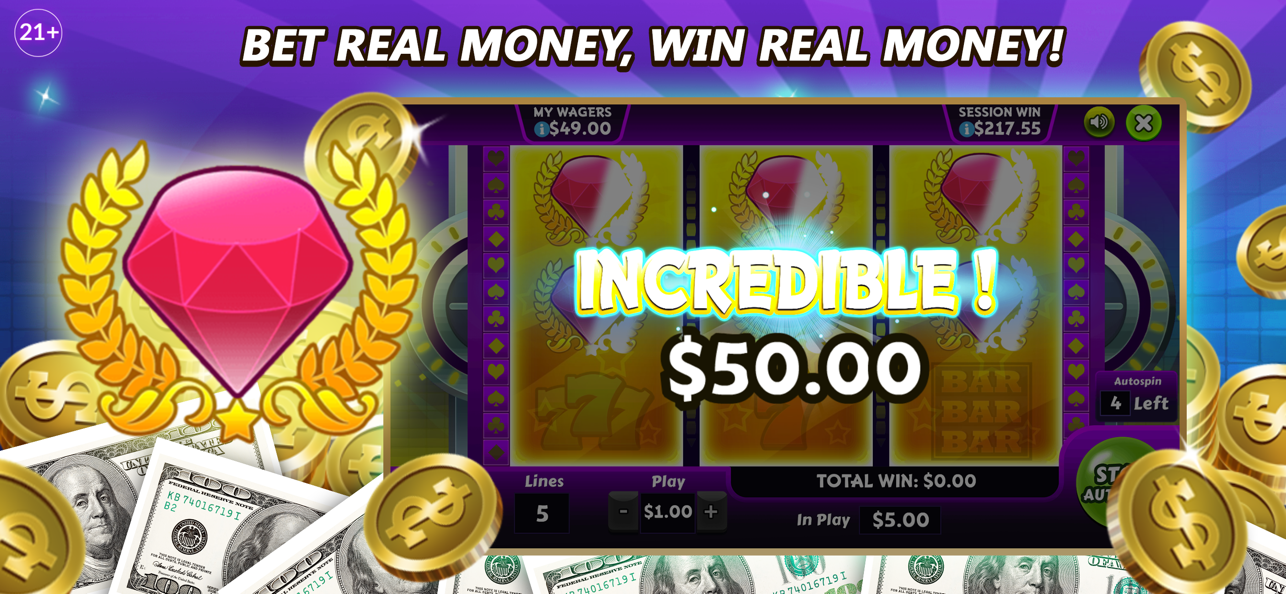 Wild Ruby Racing Casino on the App Store ในปี 2020 สปิน