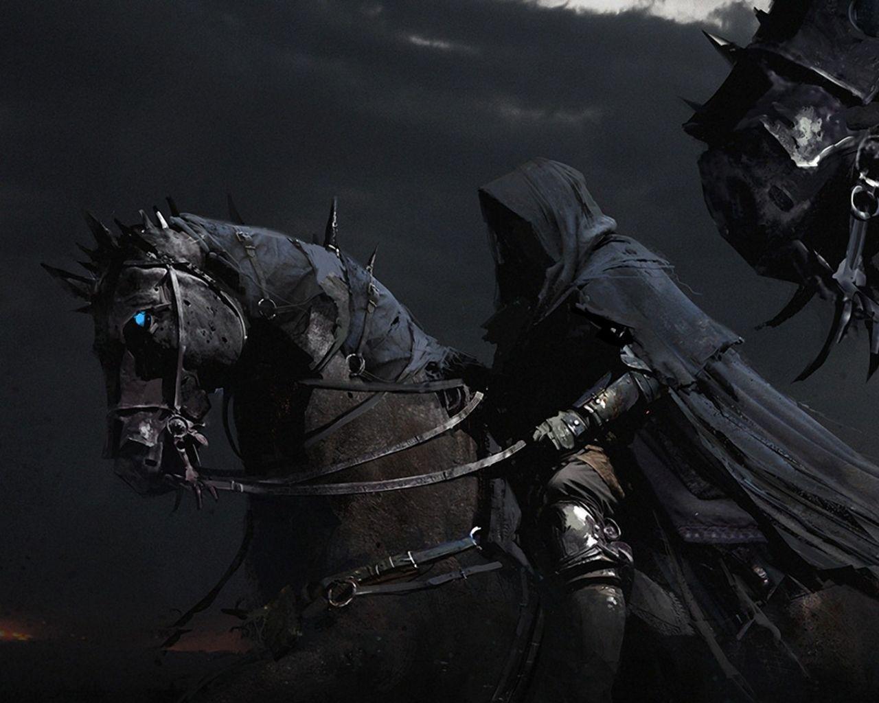 horses nazgul ringwraith lord of the rings online
