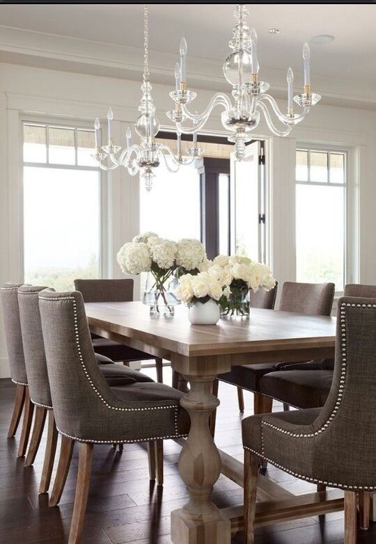 Beautiful Dining Room home Pinterest