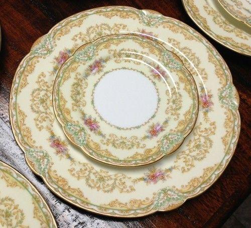 Fine China Patterns antique noritake china patterns | vintage noritake fine porcelain