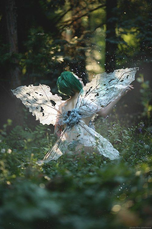 woodlander #faerie | Magical & Mythical | Fairy, Mythical ...