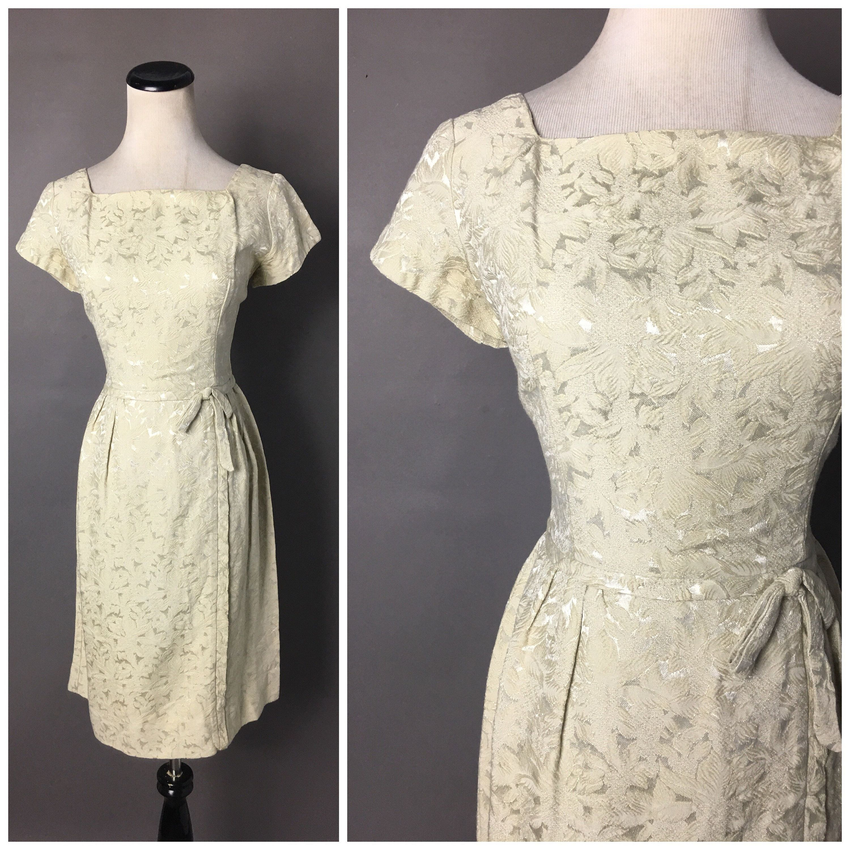 Reserved Vintage 50s Dress 1950s Party Dress 50s Cocktail Dress Xs S 5661 Vintage Dresses 50s Vintage 1950s Dresses Vintage Dresses [ 1200 x 801 Pixel ]