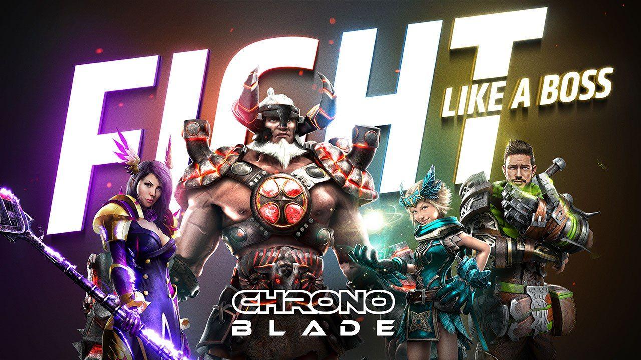 Introducing ChronoBlade