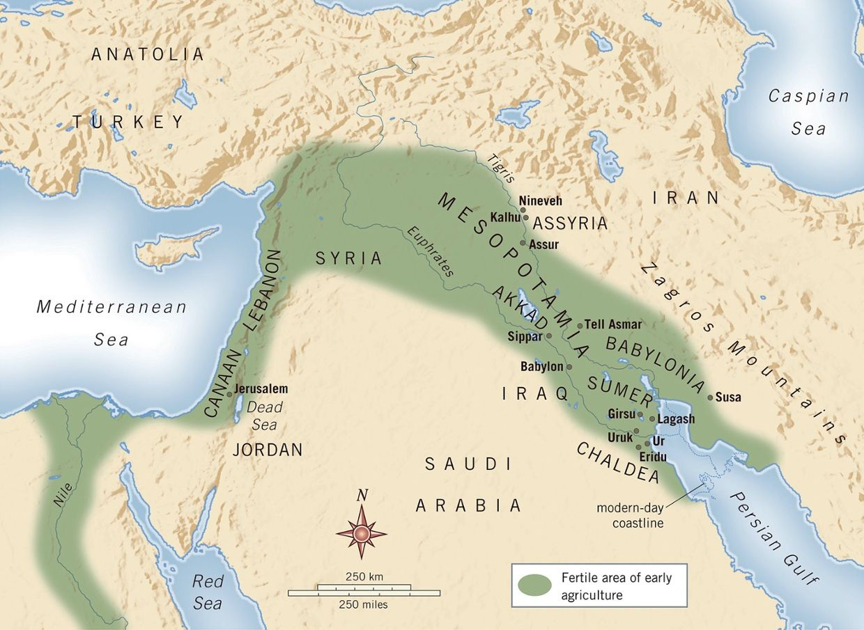 Map of mesopotamia s2017 ancient near east art culture explore ancient near east ancient history and more map of mesopotamia gumiabroncs Images