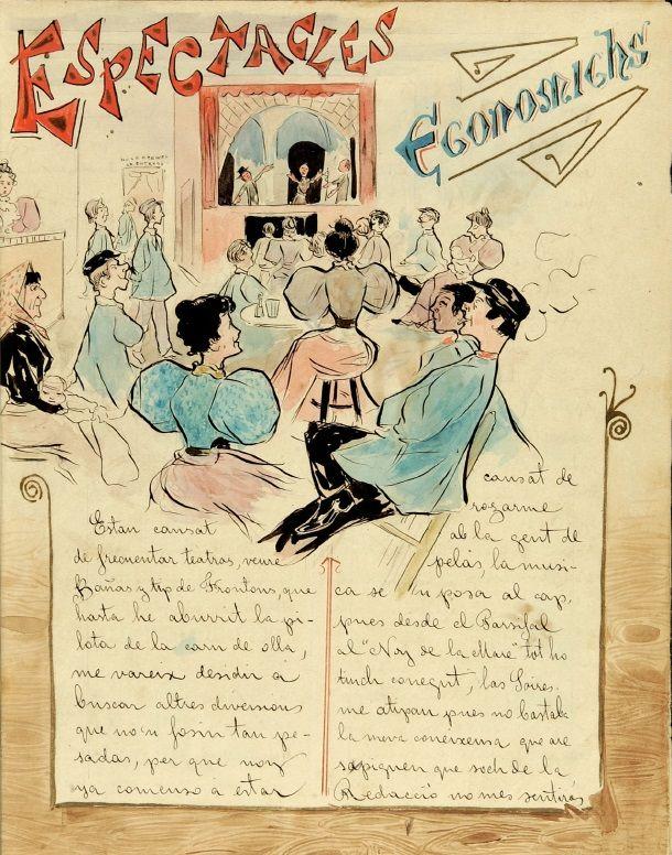 Titelles - Tiberio, Il. Núm. 14 (1 juny 1897)