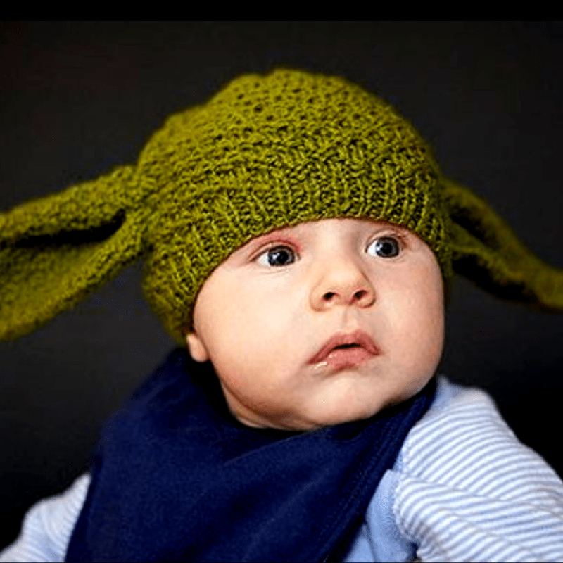 Baby Yoda Beanie   Star Wars Gifts 2019   Star wars baby ...