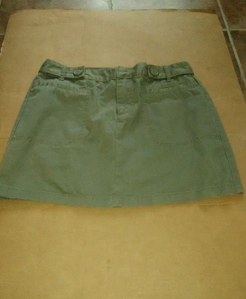 Women's Old Navy Brand Cotton Mini Skirt Size 6 #OldNavy #Mini