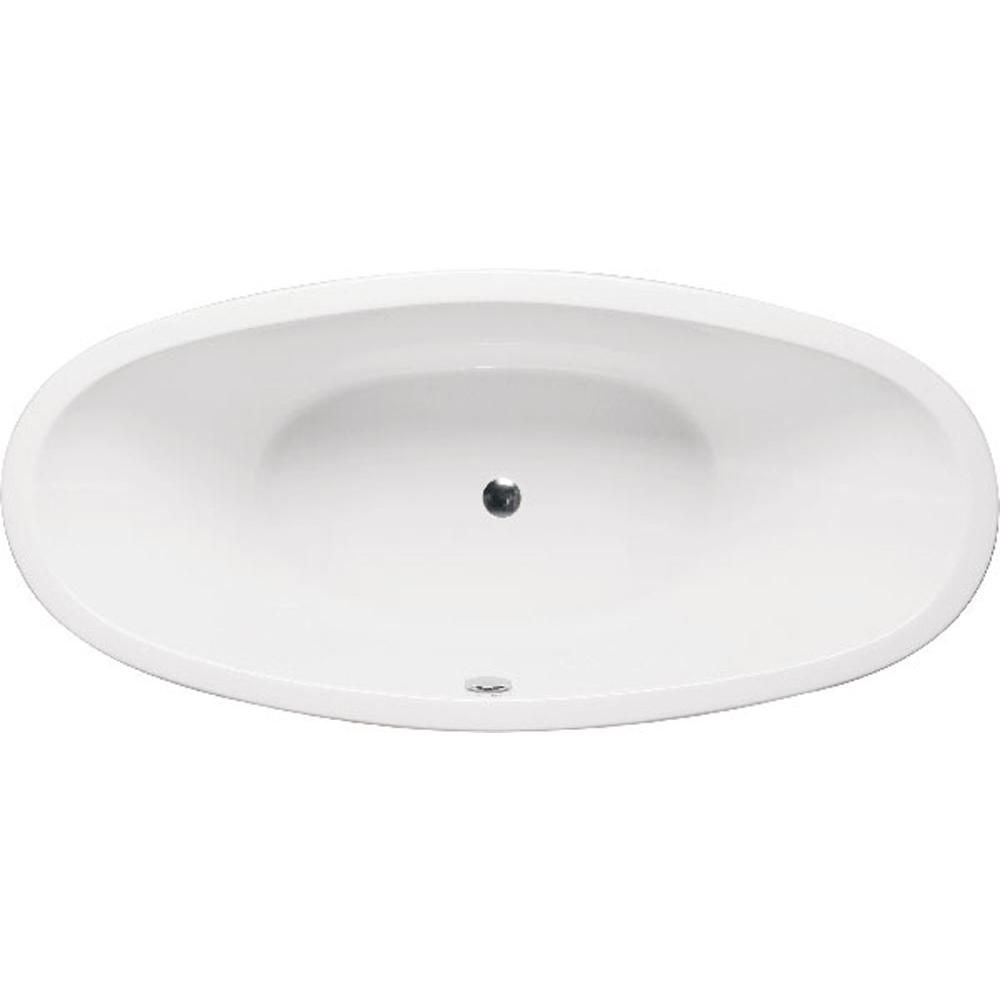 Mountainland Kitchen Bath Americh Co7232t2 Wh Contura Ii 7232 Tub Only With Integral Drain White Kitchen And Bath Soaking Tub Roosevelt Utah