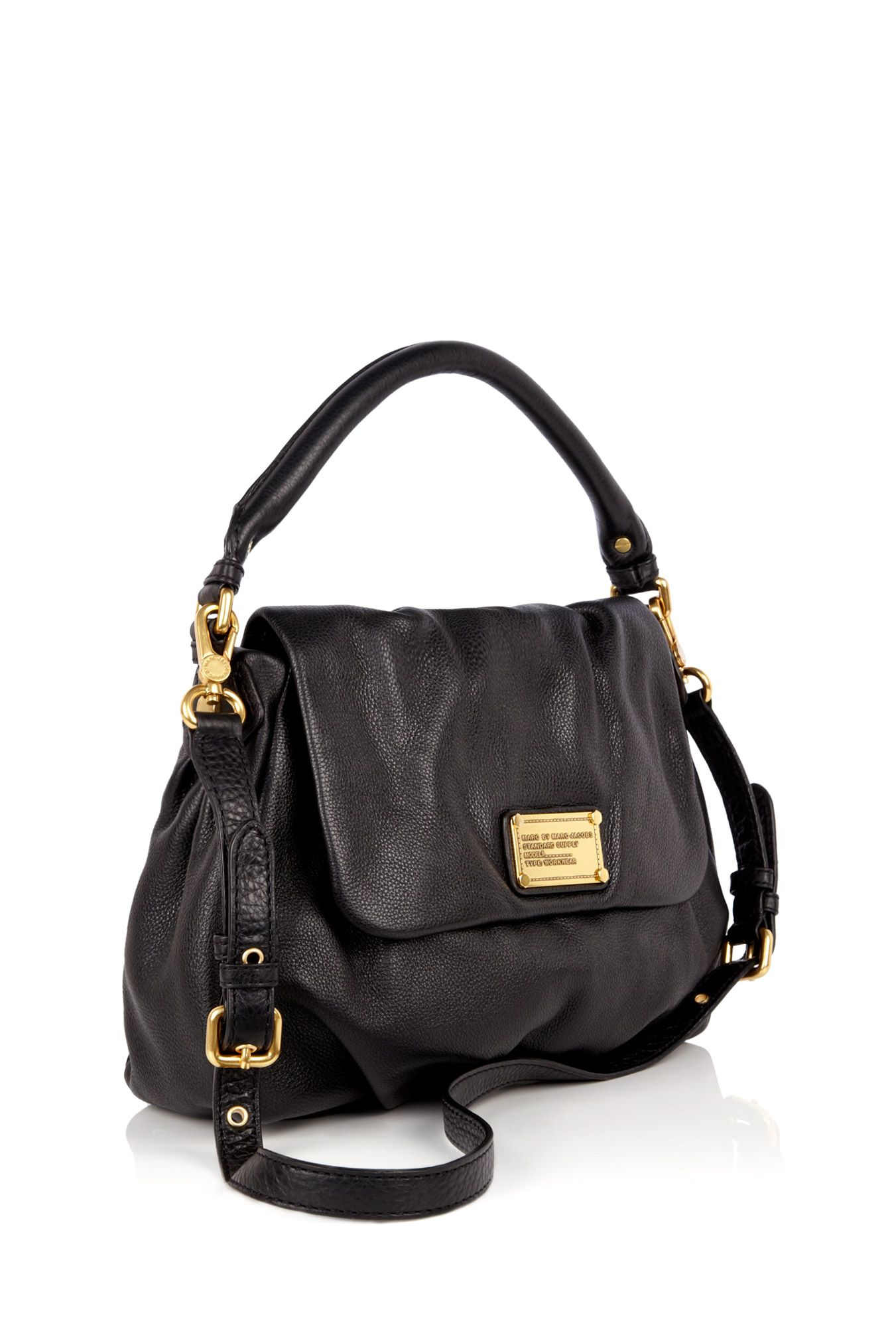 5969973a5a Marc By Marc Jacobs Classic Q Little Ukita Black   Bags