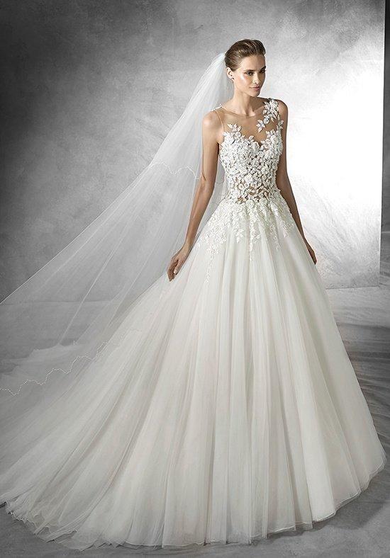 8cc1f1f6b4c PRONOVIAS TACIANA Wedding Dress - The Knot
