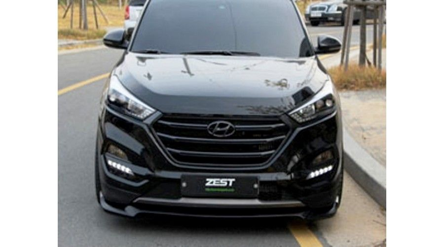 zest aero parts full body kit for hyundai all new tucson. Black Bedroom Furniture Sets. Home Design Ideas
