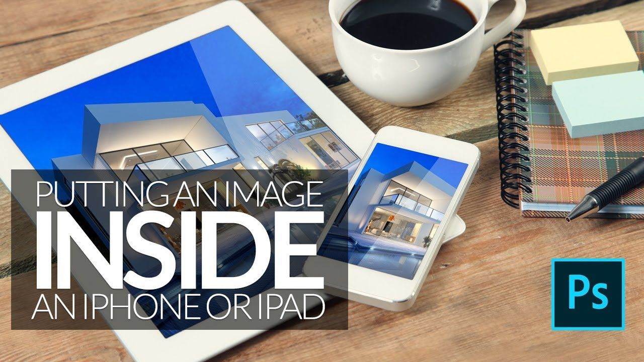 Fit an image into a screen iphone ipad adobe tutorials