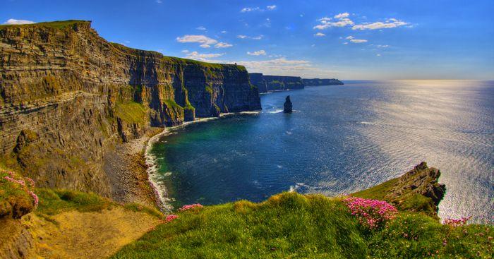 ireland cliffs - Recherche Google