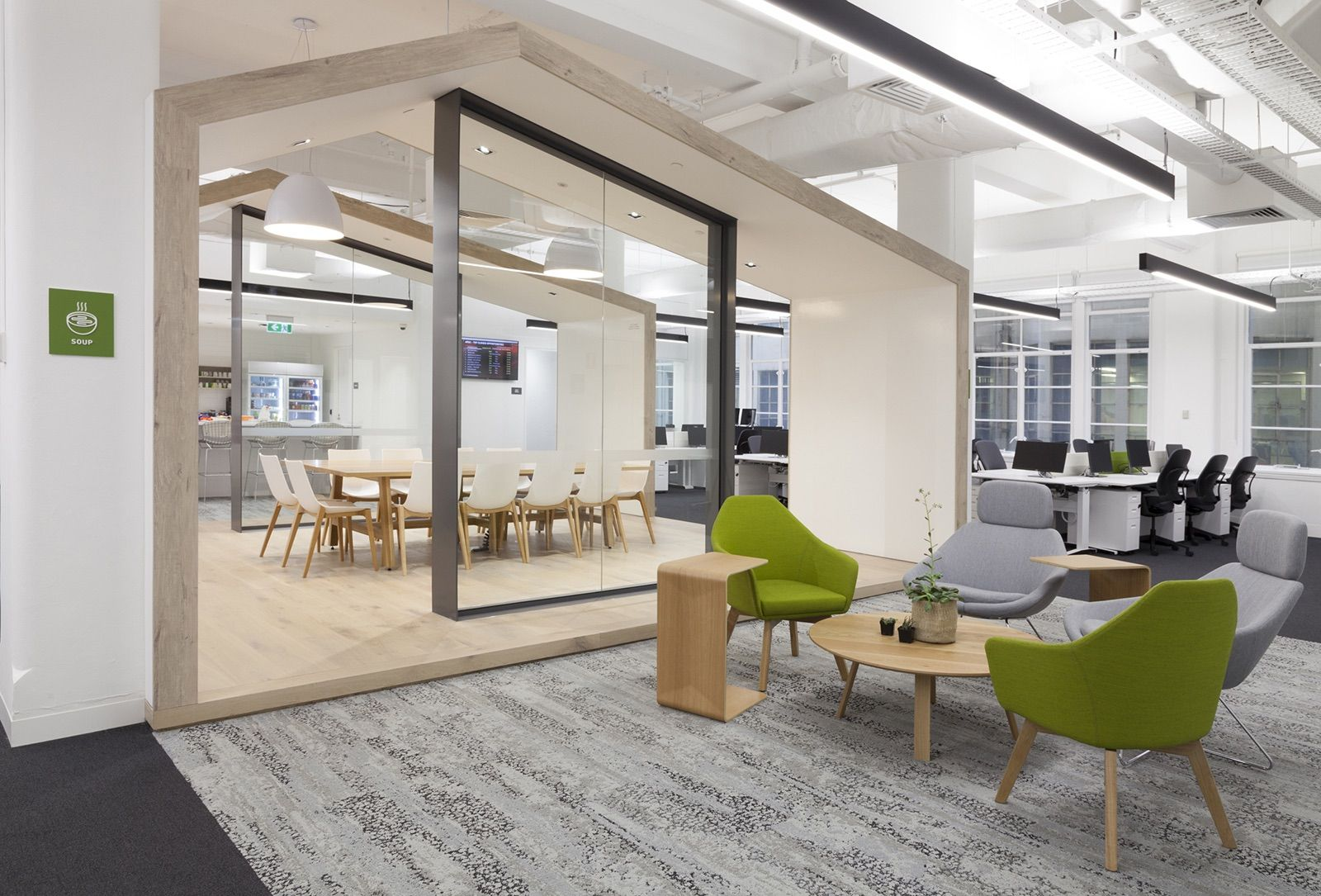 a tour of zendesk s melbourne office melbourne workplace design