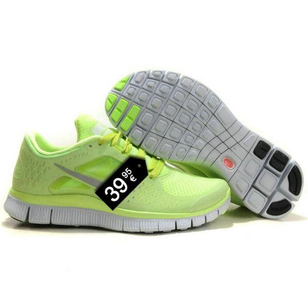 931e0467c Zapatillas NK Free Run Verde Fluor - Modaporencargo.com
