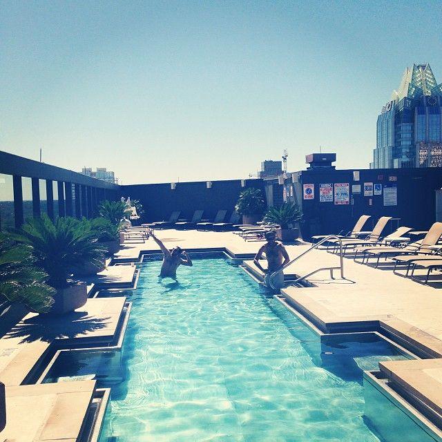Omni Hotel Pool City Guide Austin Tx Pinterest Hotel Pool