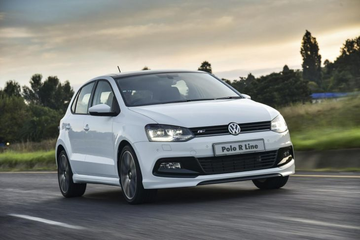 Volkswagen Polo R Line 1 0l Tsi Launched In South Africa