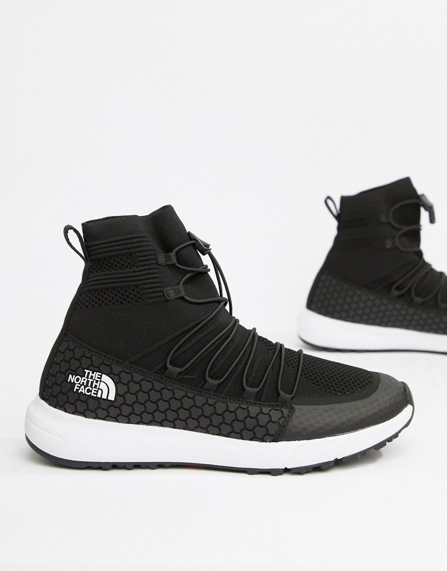 THE NORTH FACE TOUJI MID LACE IN BLACK