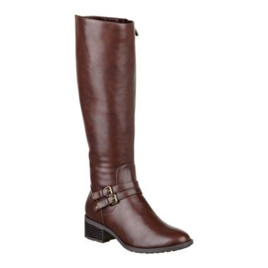 1cb31f7eeab31 Liz Claiborne® Georgette Tall Womens Boots found at  JCPenney ...