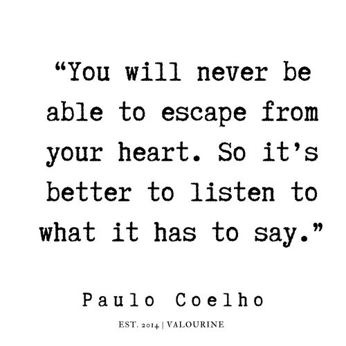 107   | Paulo Coelho Quotes | 190703 Art Print by Quotes And Sayings