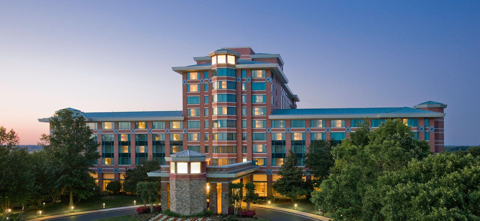 Leesburg Virginia Golf Spa Resorts Lansdowne Resort Northern