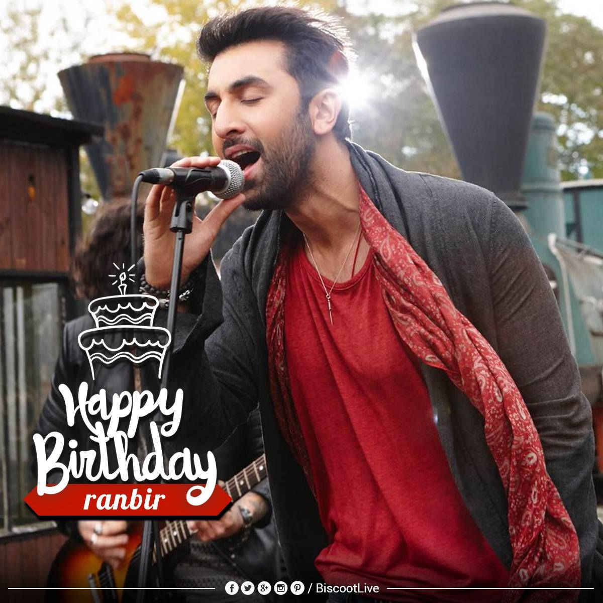 Here We Are Wishing A Very Happy Birthday To The Handsome