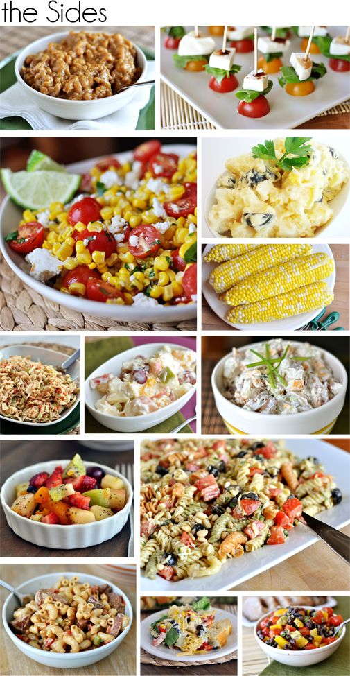 Food For The 4th Over 45 Recipe Ideas Side Dishes For Bbq Food Vegetable Recipes