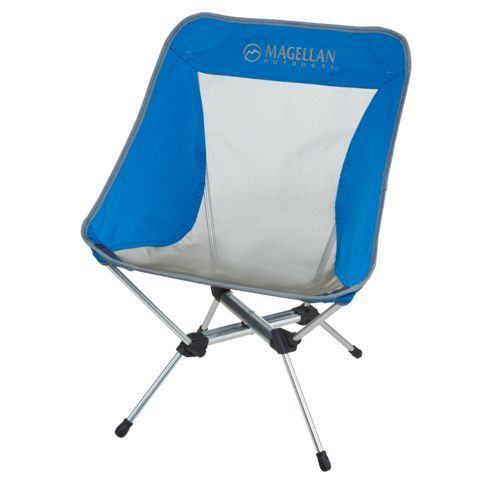 Magellan Outdoors Burrito Chair Red   Patio Furniture/Accessories,  Collapsible Furniture At Academy Sports