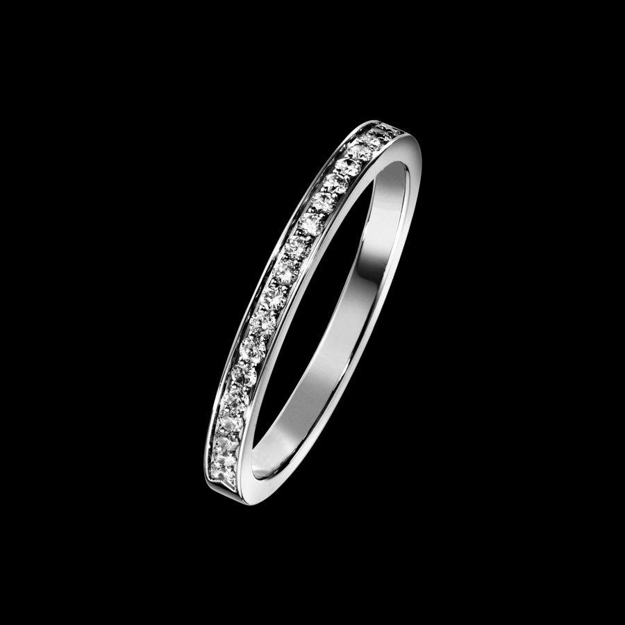 Platinum Diamond Wedding Ring G34LT300 Piaget Wedding Jewelry