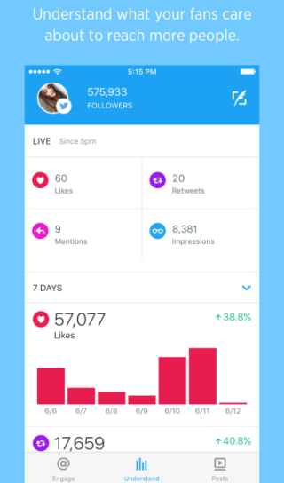 Squeezing video blood from Twitter's stone App, Ios news