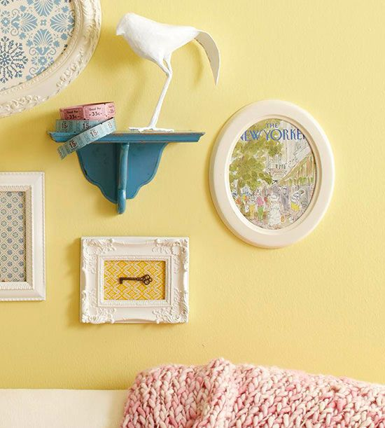 Best Wall Decor Ideas Ever | Decorating, Walls and Garage sale finds