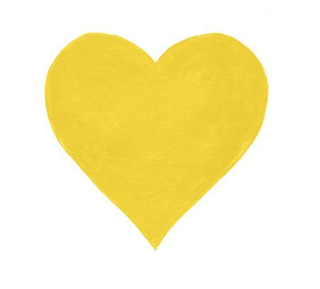 Summer Love Yellow Heart Image Would Be Great For Framing Great Decorating Idea For All Decors Yellow Heart Happy Colors Yellow
