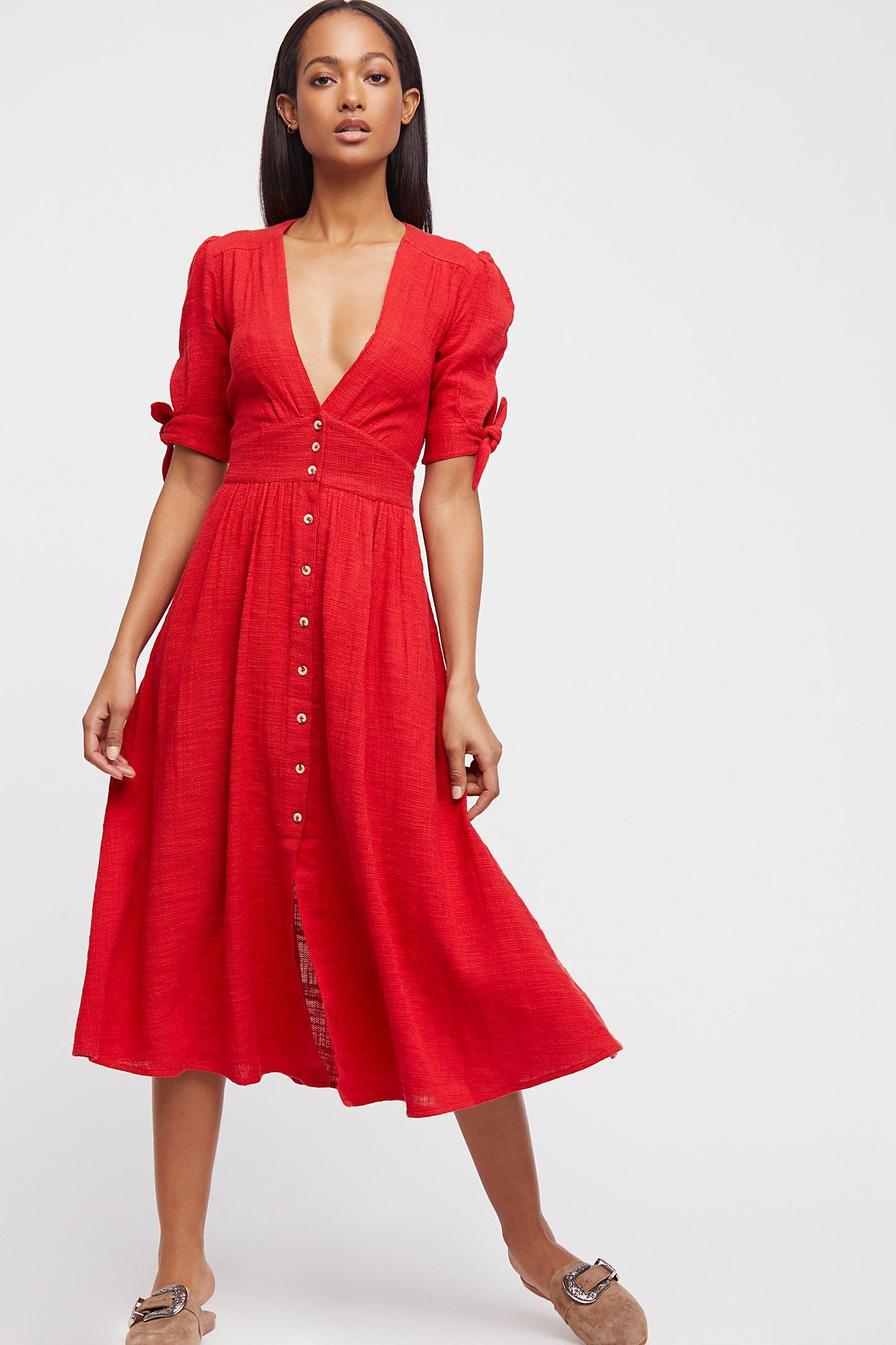 2142cbf3263 Shop our Love Of My Life Midi Dress at FreePeople.com. Share style pics  with FP Me