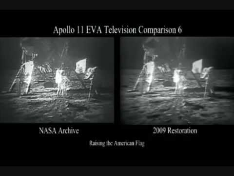5 proofs that Moon landing is fake | Conspiracy stuff ...