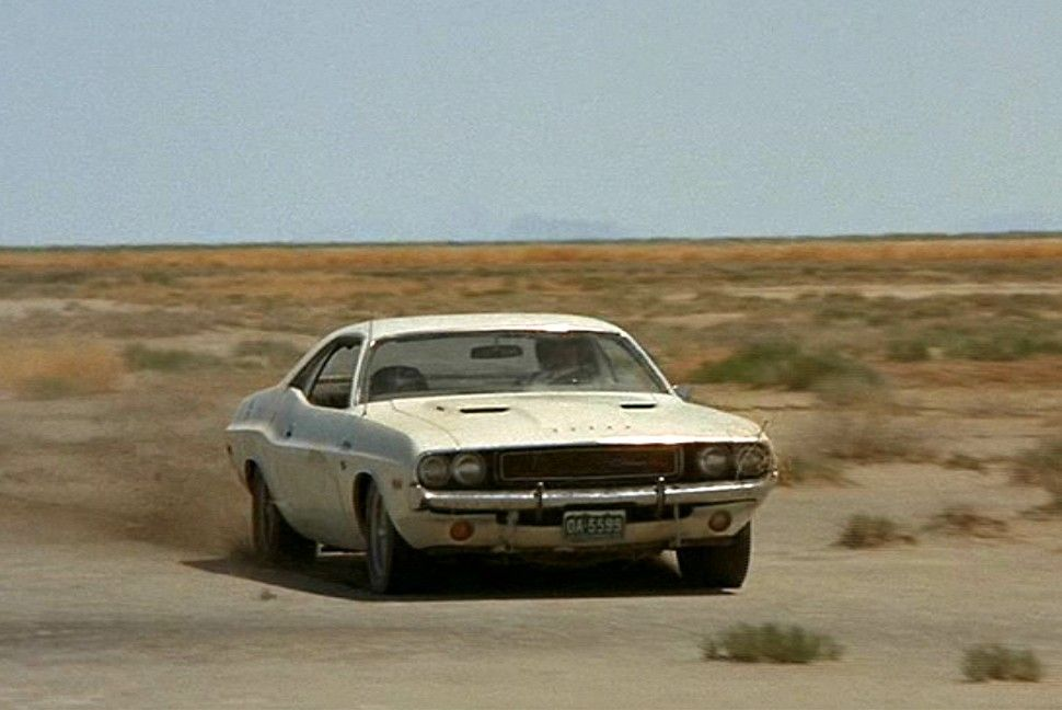 Vanishing Point Car: Cars, Motorcycles, & Pickups.