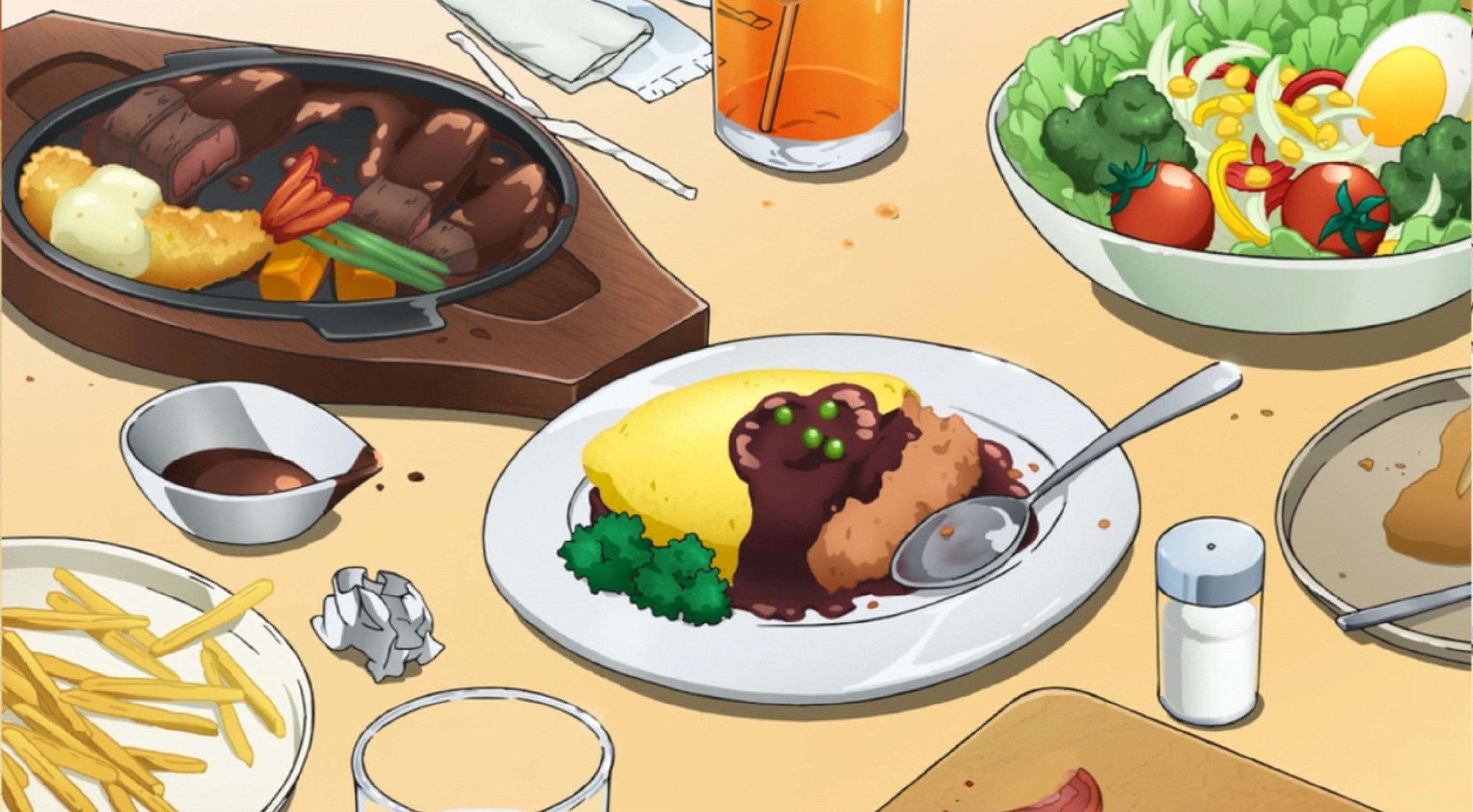 14 Animated Foods On Netflix That Look Way Better Than