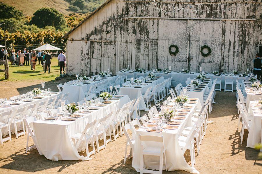Cayucos Creek Barn Wedding By David Pascolla Photography