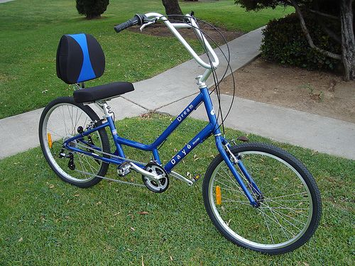 Day 6 Comfort bicycle Commuter bike, Bicycle, Recumbent