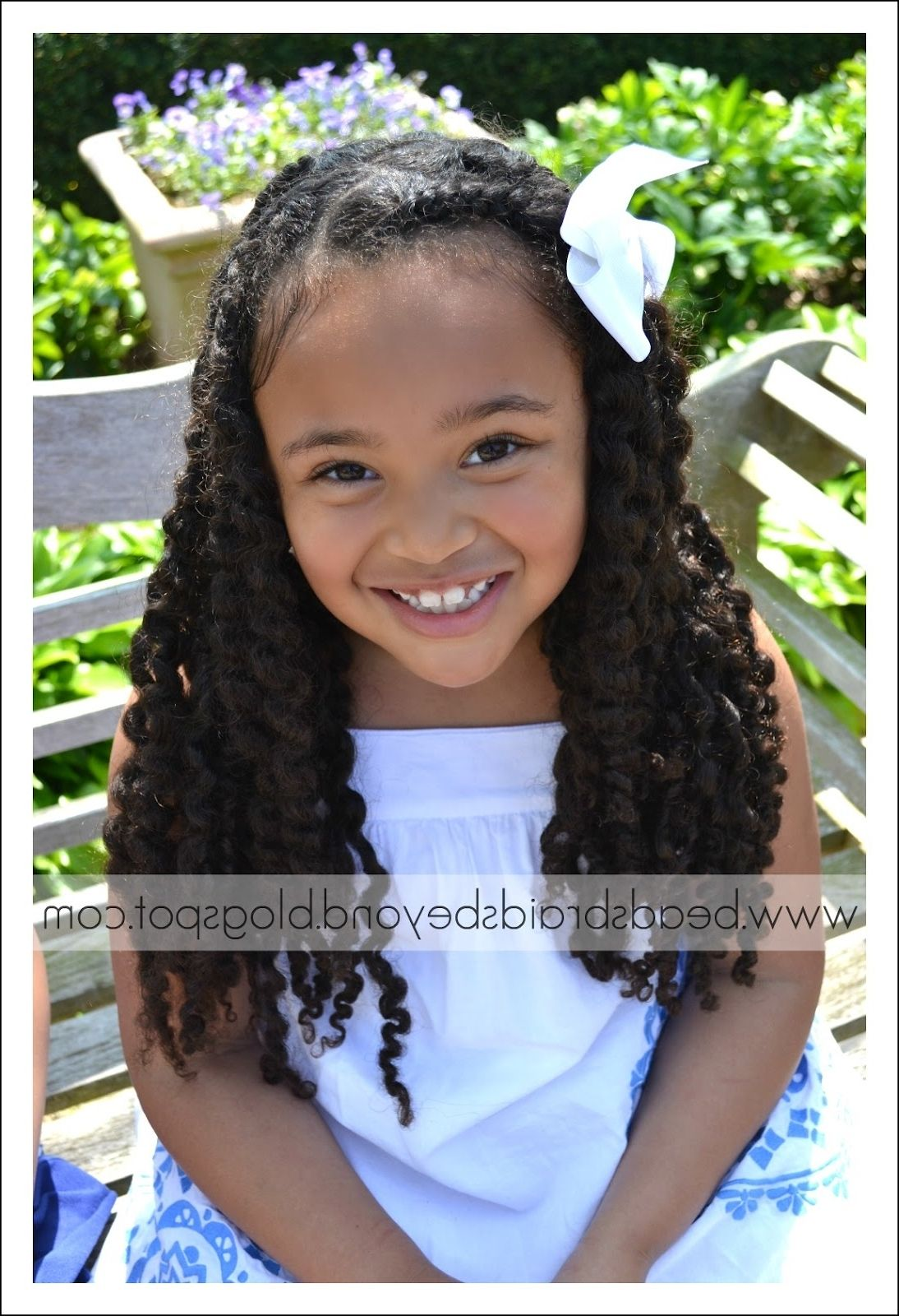 Image Result For African American Flower Girl Hairstyles